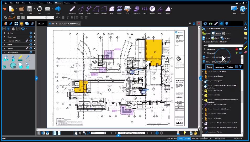 Phần mềm Bluebeam Revu | OneBIM